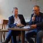André Schulz und Paul Werner Wagner (Foto: Frank Hoppe)
