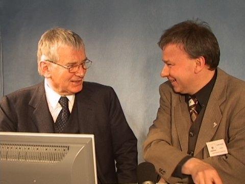 Andre-Schulz-Innenminister-Otto-SchillyInterview mit Innenminister Otto Schily