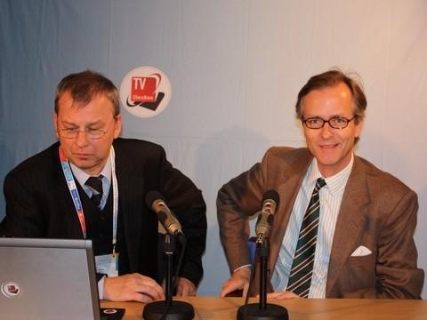 Prof. Dr. Robert von Weizsäcker, zu dieser Zeit Präsident des Deutschen Schachbundes