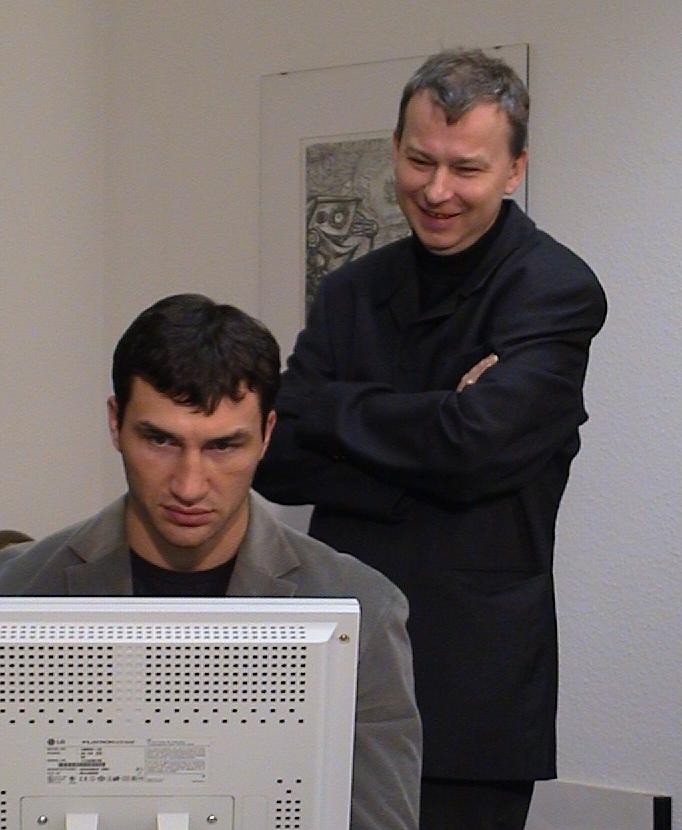André Schulz, Wladimir Klitschko