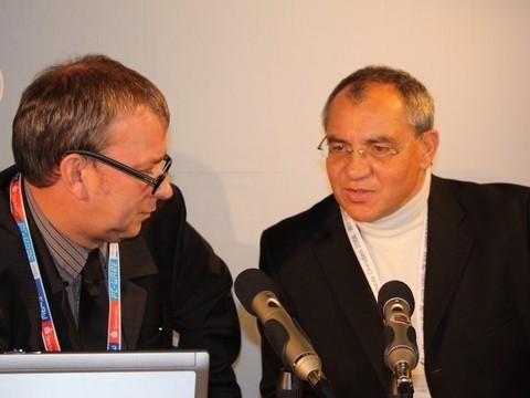 Interview mit Fußballtrainer und Schachfan Felix Magat