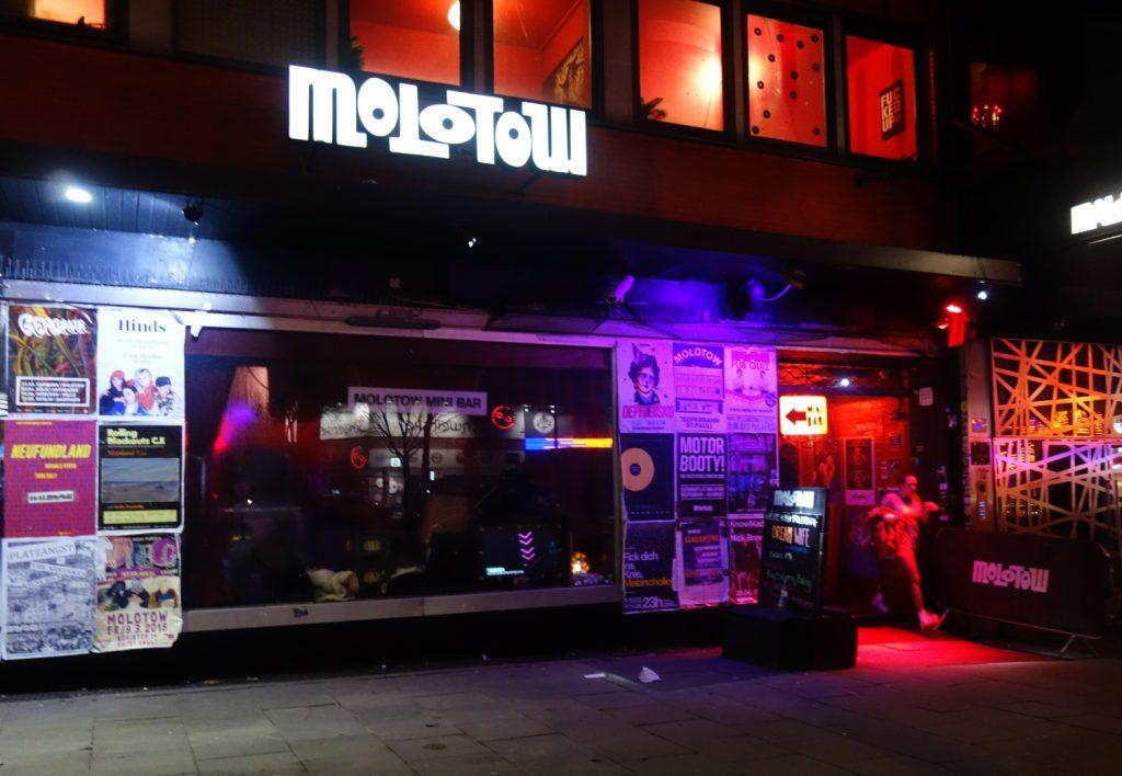 Molotow Sky Bar