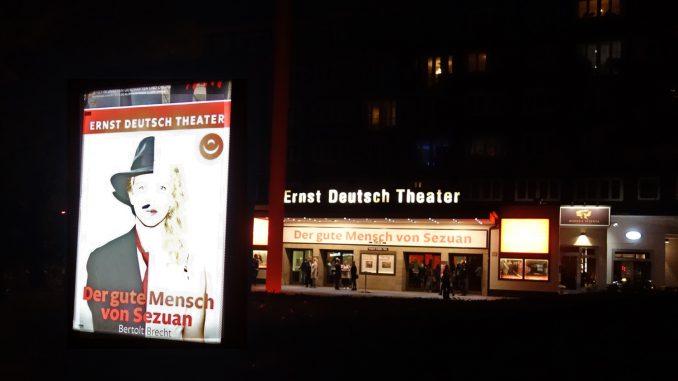 Der gute Mensch von Sezuan am Ernst-Deutsch-Theater
