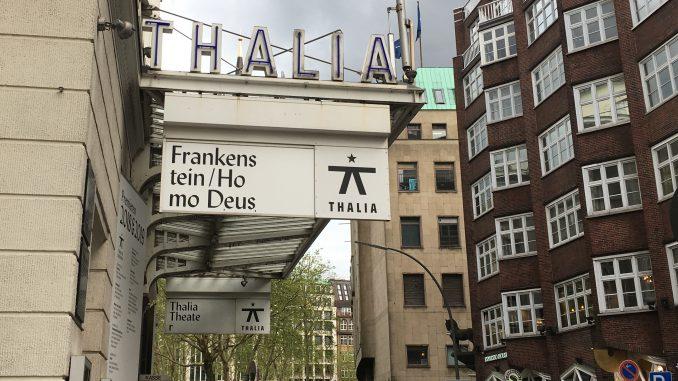 Frankenstein/ Homo Deus