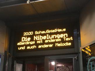 Die Nibelungen, aber...