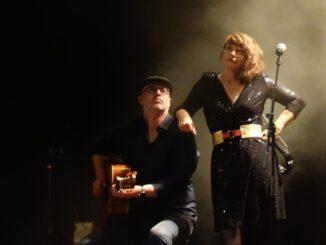 Oliver Libaux und Melanie Pain